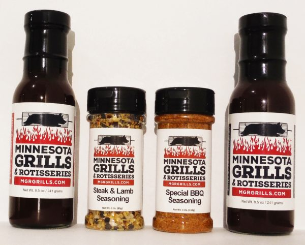 Sauce and Spice Combo Package