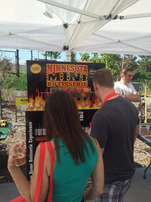 Minnesota Grills and Rotisseries at Grill Fest